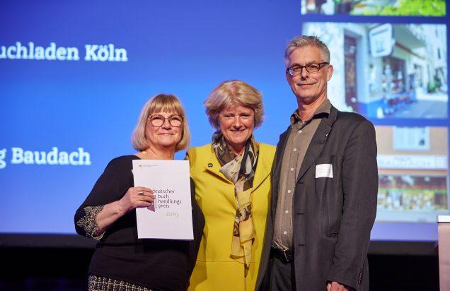 Deutscher Buchhandlungspreis 2019