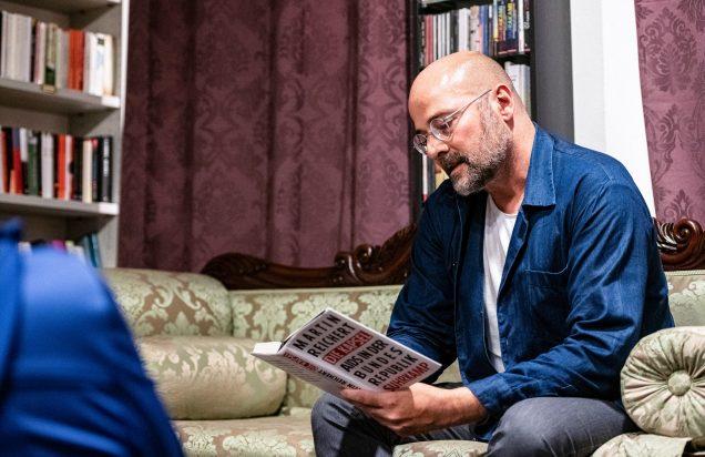 Lesung: Martin Reichert - Die Kapsel. AIDS in der Bundesrepublik