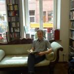 Georg Krautkrämer liest